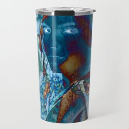 Torn Travel Mug