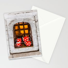 Tea Party Invitation Stationery Cards