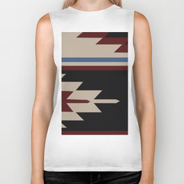 American Native Pattern No. 152 Biker Tank