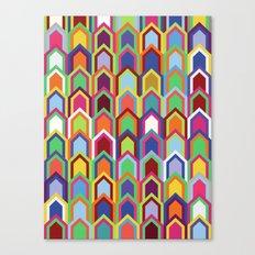 Upward Series: Soirée Canvas Print