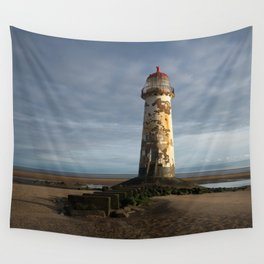Talacre Lighthouse Wall Tapestry