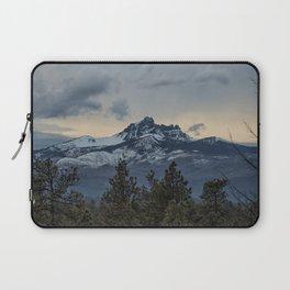 Good Night Mountain Laptop Sleeve