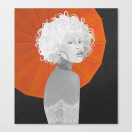 Diandra Canvas Print