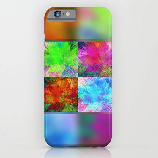 SEASONS iPhone & iPod Case