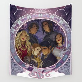 The Inner Circle Wall Tapestry