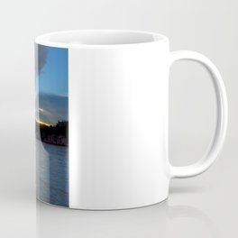 Evening with the Ganges... Coffee Mug