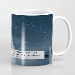 Counts the Stars Coffee Mug