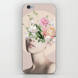 Floral beauty 5 iPhone Skin