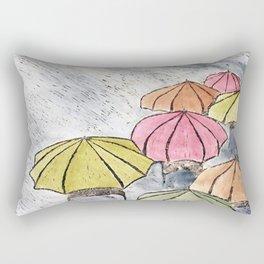 British Summer Rectangular Pillow