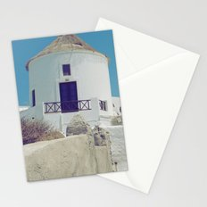 Windmill House III Stationery Cards