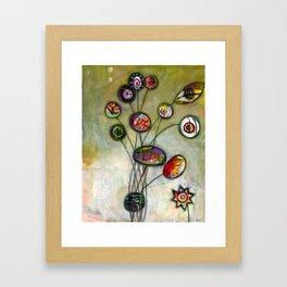 You and Eye Framed Art Print