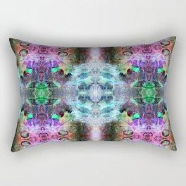 Neurotransmitted Daydreams (Pattern 2) Rectangular Pillow