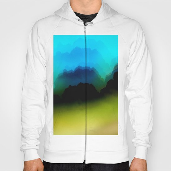 Misty Mountain View Hoody