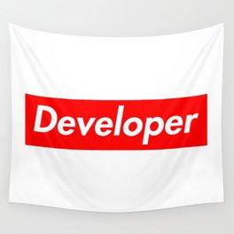 Developer - Programmer supreme Wall Tapestry