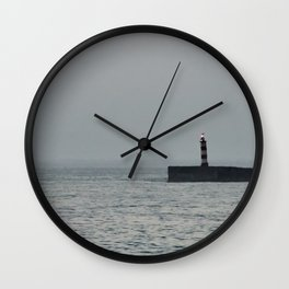 friend of fishermen Wall Clock