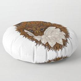 Red Fox Floor Pillow