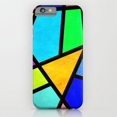 Colored Shapes - for iphone iPhone 6s Slim Case