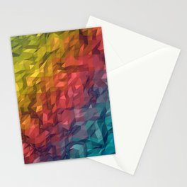 Poly Colours  Stationery Cards