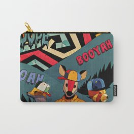 Three friends Carry-All Pouch