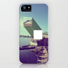 Stitched Amazon iPhone Case