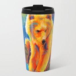 Play with a Bear Travel Mug