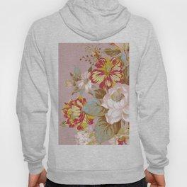 Soft Vintage Floral Hoody