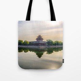 Forbidden City moat Tote Bag