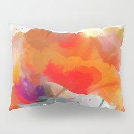 Poppies  2017 Pillow Sham