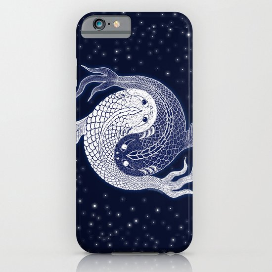 shuiwudao in space iPhone & iPod Case