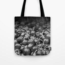 cherries pattern hvhdbw Tote Bag