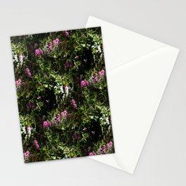 In the mountains where the Sweet Peas grow... Stationery Cards
