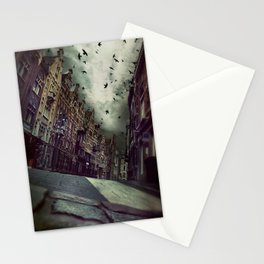 Architecture in Ghent, Belgium  Stationery Cards