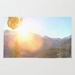 Bear Sun Rug