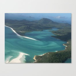 WHITEHAVEN Canvas Print