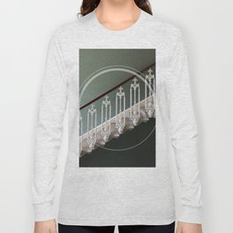 Stairway to heaven - circle graphic Long Sleeve T-shirt