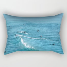 Huntington Beach Rectangular Pillow