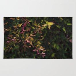 Leaves V Rug