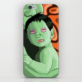 the humanity iPhone Skin
