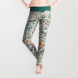 Nuts And Nature Leggings
