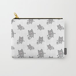 Cute cats pattern Carry-All Pouch