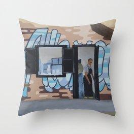 Alexandria 1 Throw Pillow