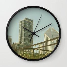 My Kinda Town Wall Clock