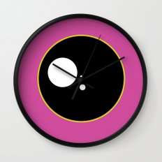 The Rest Of It.  Wall Clock