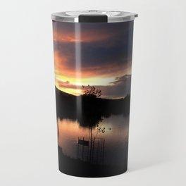 Escondida Lake Travel Mug