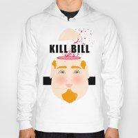 kill bill Hoodies featuring Kill Bill by Frikaditas T-Shirts