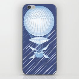 Airships iPhone Skin
