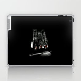 Cathedrale of Amiens Laptop & iPad Skin