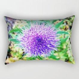 Beauty From Below Rectangular Pillow
