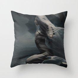Unnr Throw Pillow