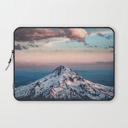 Mountain Sunset - Nature Photography Laptop Sleeve
